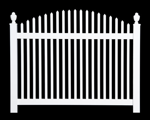 Classic Arched Top Picket